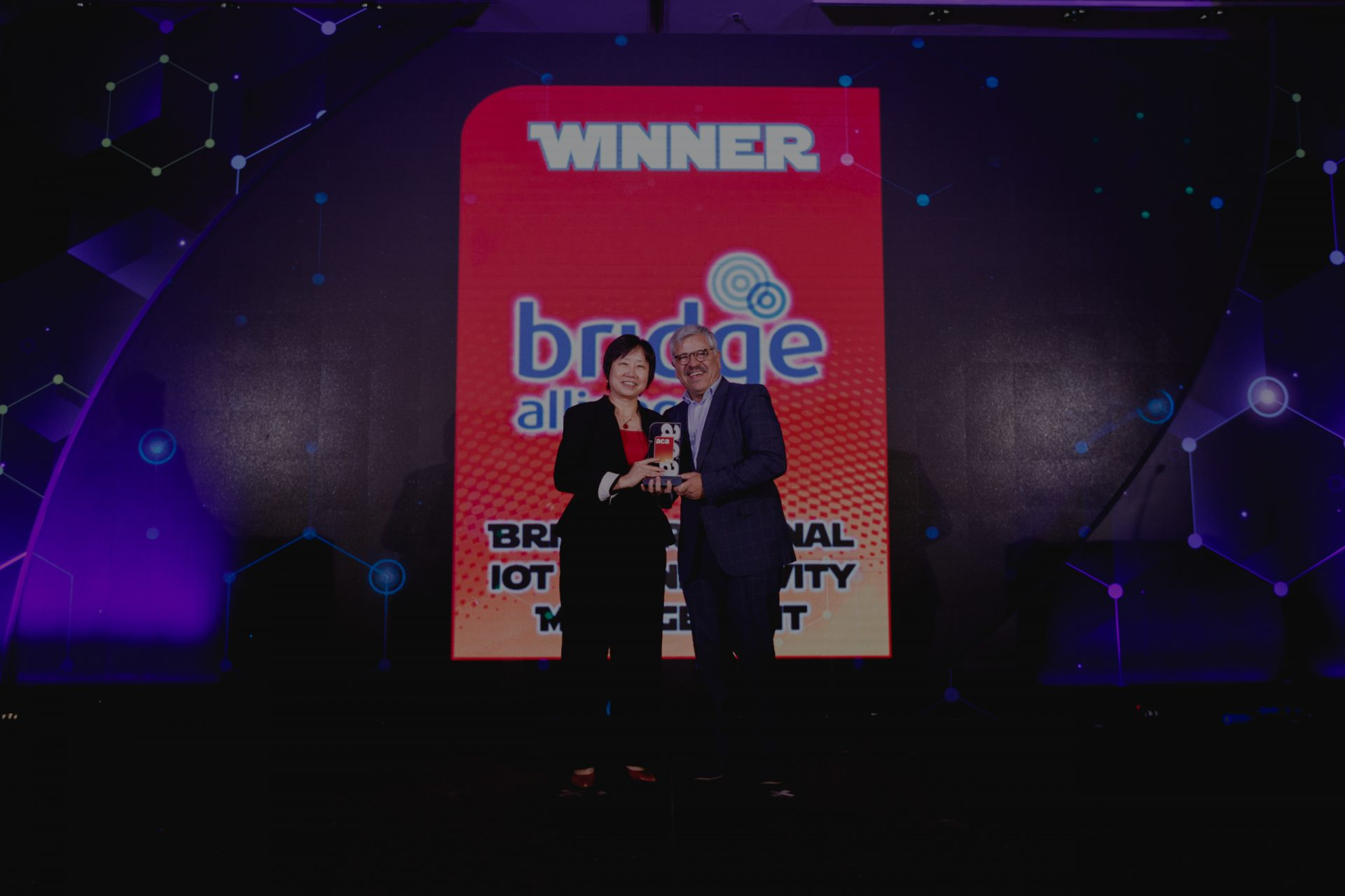 Bridge Alliance wins IoT Award